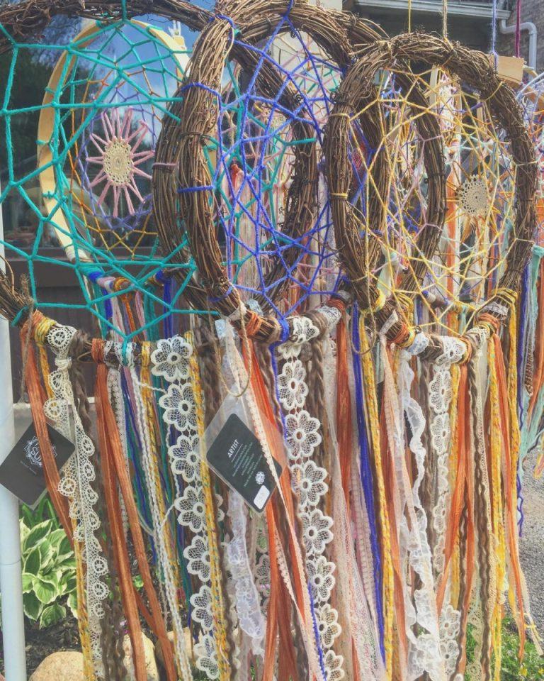 Handmade Dreamcatchers by Praise the Sun Shop, Laura Wolanin