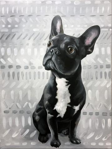 Pet Portraits by Laura Wolanin, Praise the Sun Shop